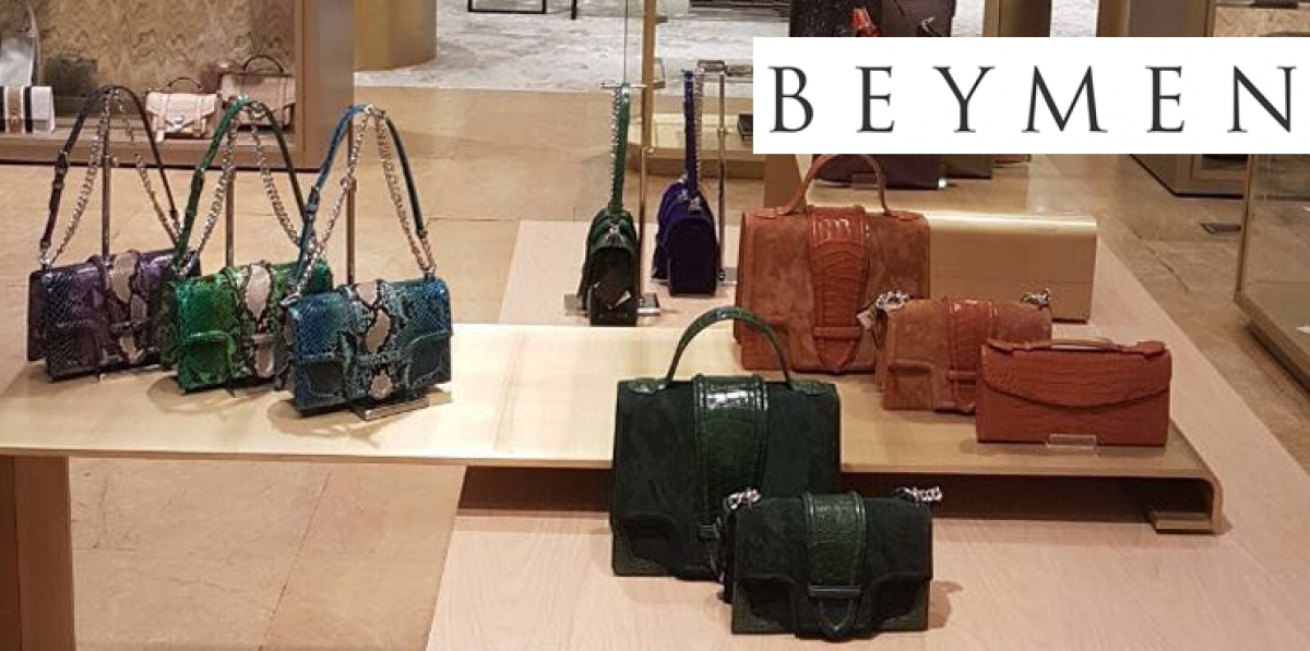 SACT collections are at Istinye Park Beymen Store.